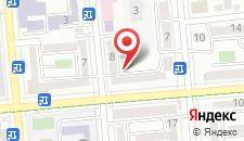 Апартаменты Надежда на Жибека Жолы 33 на карте