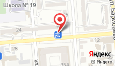 Апартаменты LightHouse на карте