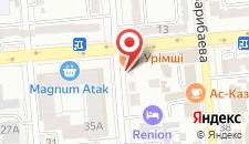 Отель Renion Residence на карте