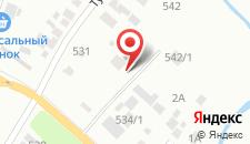Хостел Союз + на карте