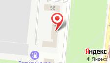Гостиница Abnicum на карте