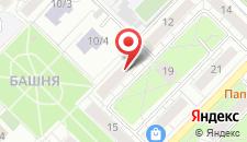 Мини-гостиница Зона Сна на карте