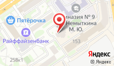 Хостел Royal Заельцовская на карте