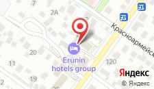Отель Alexandr House B&B на карте