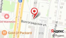 Апартаменты Малахова на карте