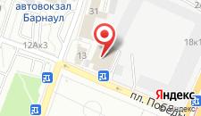 Гостиница Александр Хаус-Спорт на карте