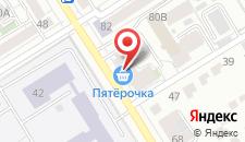 Апартаменты Пилот на Комсомольской на карте