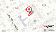 Апартаменты Интернациональная 16 на карте