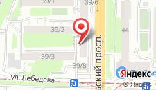 Хостел CityRoom на карте