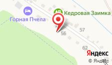 Гостевой дом Яблоневый Цвет на карте