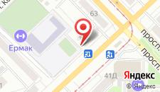 Мини-отель Уютное проживание на карте