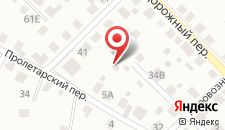 Мини-отель Олимп на карте