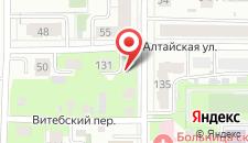 Мини-отель Yoko на карте