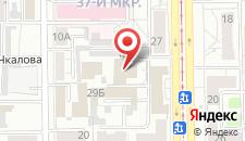 Гостиница Меркурий на карте