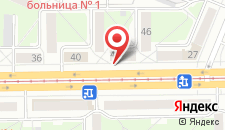 Апартаменты Кемкомфорт на карте