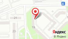 Апартаменты На Свободы 19 на карте