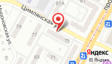 Комплекс апартаментов Moonlight на карте