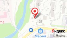 Оздоровительный комплекс Баня 15 на карте