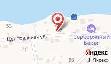 Загородный отель Дом на Телецком на карте