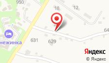 Мини-отель OxygenRiders на карте