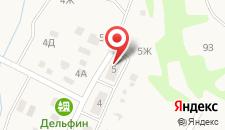Гостевой дом Domvgeche на карте