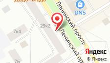 Апартаменты Жерминаль на карте