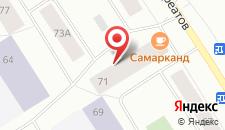 Апартаменты Лауреатов на карте