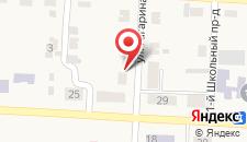 Санаторий-профилакторий Саянская благодать на карте
