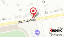 Апарт-отель Мирквартир на карте