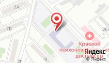 Мини-отель Ермак на карте