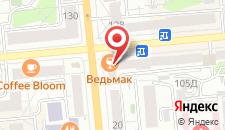 Мини-отель Weekend на карте
