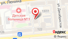 Мини-отель 24 на Мира на карте
