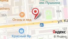 Апартаменты КвартировЪ на карте