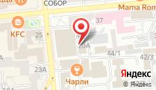Гостиница Покровская на карте