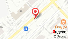 Апартаменты Феникс 46-1 на карте