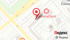 Апартаменты Феникс 12-1 на карте
