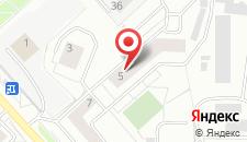 Апартаменты Арбат 25-1 на карте
