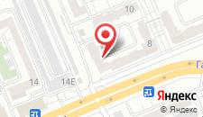 Мини-отель Империаль на карте