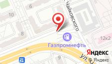 Апартаменты на Ленина 128-178 на карте
