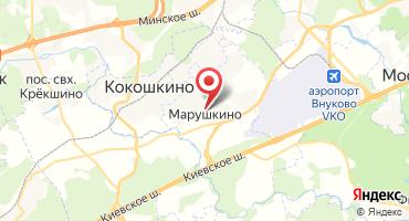 ЖК «Зеленая Москва 2» на карте