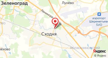 ЖК «Первомайский» на карте