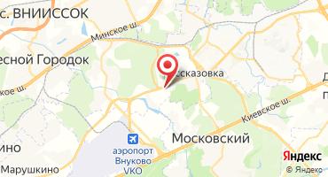 ЖК «Солнцево-Парк» на карте