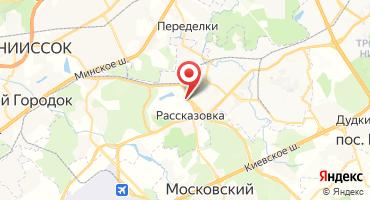 ЖК «Переделкино Ближнее город-парк» на карте
