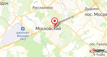 ЖК «Первый Московский город-парк» на карте