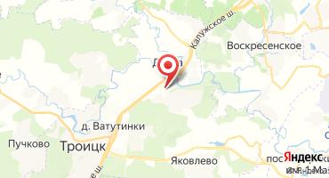 ЖК «Новые Ватутинки, квартал Южный» на карте