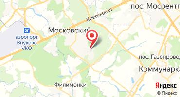ЖК «Град Московский» на карте