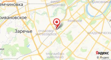 ЖК «Лобачевский» на карте