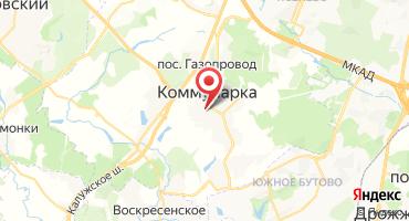 ЖК «Квартал А101» на карте