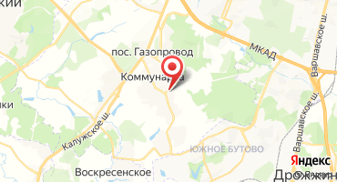 ЖК «Москва А101» на карте