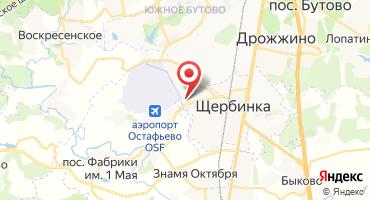 ЖК «Прима Парк» на карте